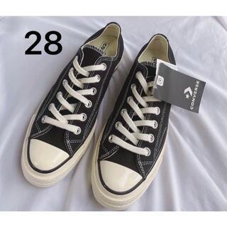 CONVERSE - 28cm converse コンバース ct70 チャックテイラー ブラック