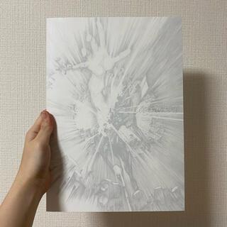 カラー(Color)のシンエヴァ パンフレット(印刷物)