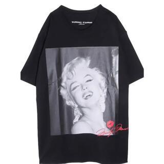 eimy istoire - Marilyn Monroe Lip Tシャツ