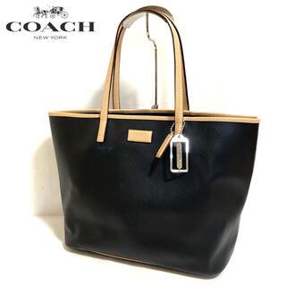 COACH - 【正規品】美品✨COACH コーチ トートバッグ