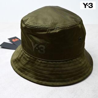 ワイスリー(Y-3)の新品 2021SS Y-3 CLASSIC BUCKET HAT カーキー(ハット)