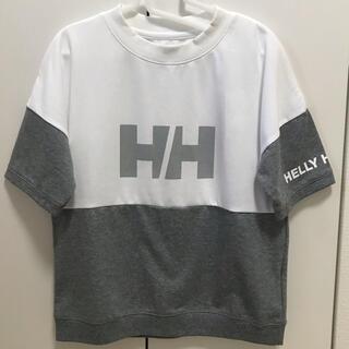 HELLY HANSEN - ヘリーハンセン ロゴT 130