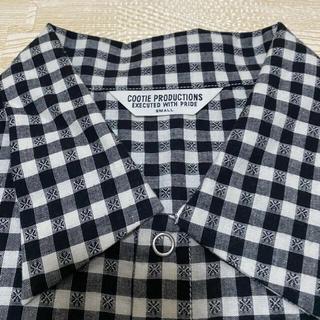 クーティー(COOTIE)のCOOTIE Dobby Gingham Check Work Shirt(シャツ)