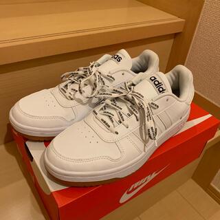 アディダス(adidas)のadidas 白スニーカー(スニーカー)