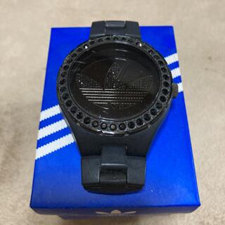 アディダス(adidas)のアディダス オリジナルス 腕時計 マットブラック(腕時計)