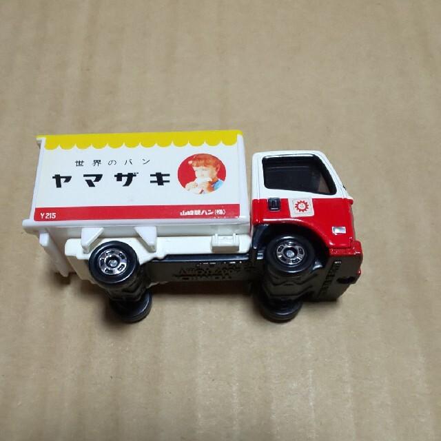 Takara Tomy(タカラトミー)のトミカ ヤマザキパン トラック エンタメ/ホビーのおもちゃ/ぬいぐるみ(ミニカー)の商品写真