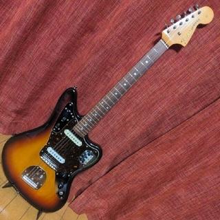 フェンダー(Fender)のFender JAPAN JAGUAR JG-66(エレキギター)