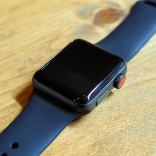 Apple Watch - Apple Watch シリーズ3 38mm GPS+セルラー