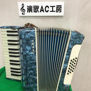 アコ習得楽器TOMBO-181童謡、懐メロ、歌謡曲最適お安く整備済み即演奏可能(アコーディオン)