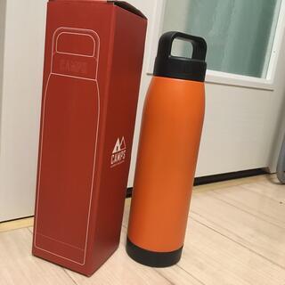 真空保冷温ボトル500ml 水筒(水筒)