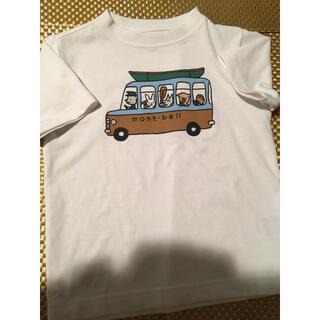 mont bell - モンベル キッズTシャツ