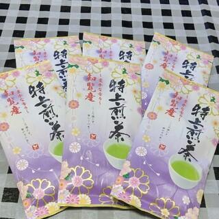 特上煎茶知覧茶×6袋(茶)