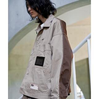 MIHARAYASUHIRO - GU × ミハラヤスヒロ シェフジャケット シェフパンツ セットアップ ベージュ