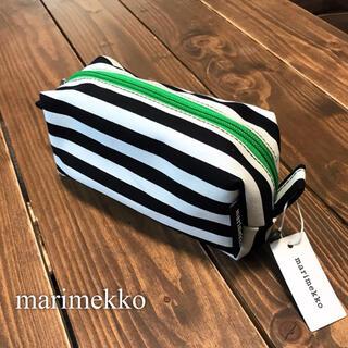 marimekko - 【タグ付】marimekko マリメッコ ポーチ TAIMI TASARAITA