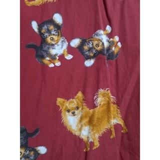 ピンクハウス(PINK HOUSE)のチワワ ポメラニアン 犬 カールヘルム ピンクハウス シャツ ブラウス(シャツ/ブラウス(半袖/袖なし))