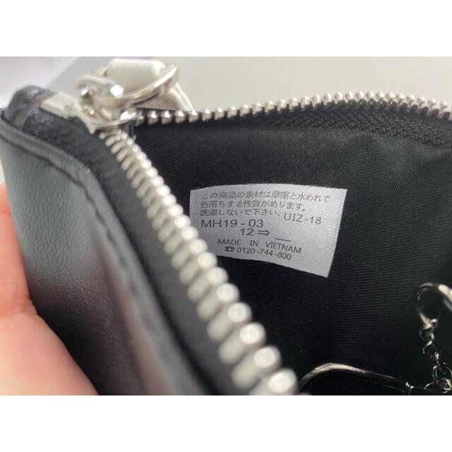 agnes b.(アニエスベー)の新品 アニエスベー agnes b. コインケース キーケース 小銭入れ ポーチ レディースのファッション小物(コインケース)の商品写真