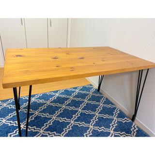 ダイニングテーブル.ウッドテーブルW1200