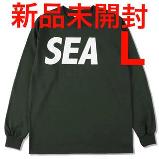SEA - 【新品未使用】WIND AND SEA ロンT ウィンダンシー  SEA L/S