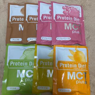 DHC - DHC プロティンダイエット MCTプラス 7袋 ①