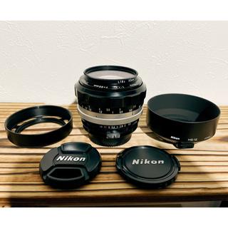 Nikon - Nikon NIKKOR-SC Auto 55mm f/1.2