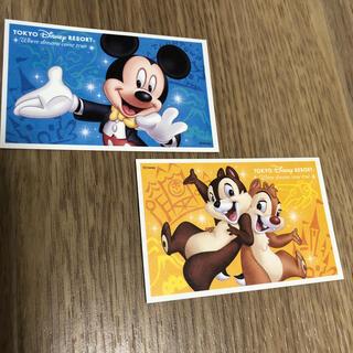 ディズニー(Disney)の東京ディズニーリゾート スポンサーパスポート ペアチケット(遊園地/テーマパーク)