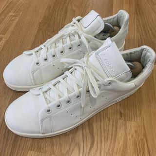 アディダス(adidas)のスタンスミス上級モデル 完売品 アディダス スタンスミス リーコン 28.5 白(スニーカー)