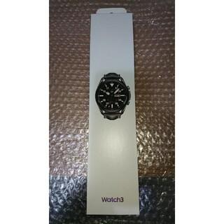 SAMSUNG - Galaxy Watch3 Black SM-R840NZKAXJP