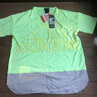 アディダス(adidas)のadidas(Tシャツ(半袖/袖なし))