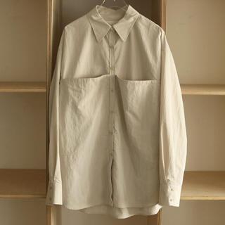 TODAYFUL - todayful Taffeta Pocket Shirts アイボリー