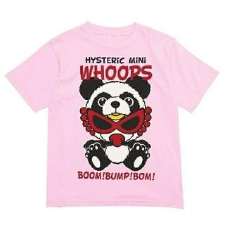 ヒステリックミニ(HYSTERIC MINI)の新品 ヒスミニ パンダ Tシャツ 40(Tシャツ/カットソー)
