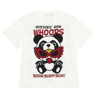 ヒステリックミニ(HYSTERIC MINI)の新品 ヒスミニ パンダ Tシャツ 41(Tシャツ/カットソー)