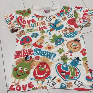 ラブレボリューション(LOVE REVOLUTION)のラブレボ♡Tシャツ(Tシャツ/カットソー)