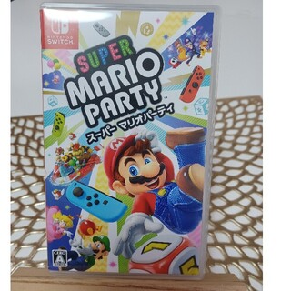 ニンテンドースイッチ(Nintendo Switch)のスーパー マリオパーティ Switch(家庭用ゲームソフト)