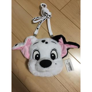 ディズニー(Disney)の新品未使用 101匹わんちゃん パスケース ディズニーリゾート購入 ポーチ(キャラクターグッズ)