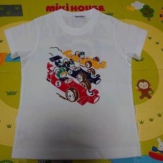 ファミリア(familiar)の未着用☆おはなしTシャツ☆110☆ファミリア(Tシャツ/カットソー)