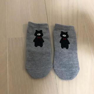 コムサイズム(COMME CA ISM)のコムサ ベビー靴下(靴下/タイツ)