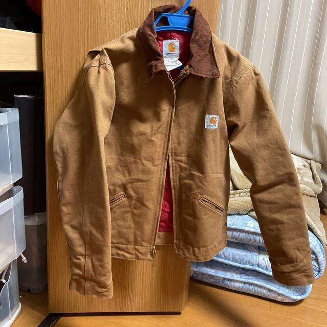 carhartt(カーハート)のCarhartt ジャケット 古着 最終値下げ メンズのジャケット/アウター(Gジャン/デニムジャケット)の商品写真