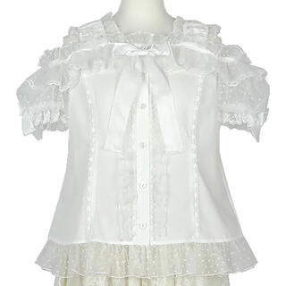 Angelic Pretty - Lovely frillブラウス