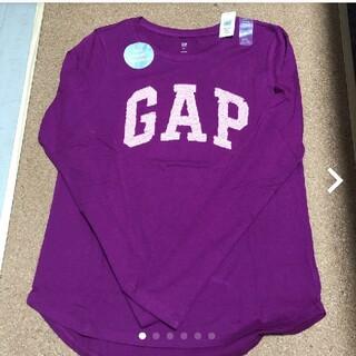 ギャップ(GAP)の【新品】【サイズ:160】 GAP KIDSロンTシャツ(Tシャツ/カットソー)