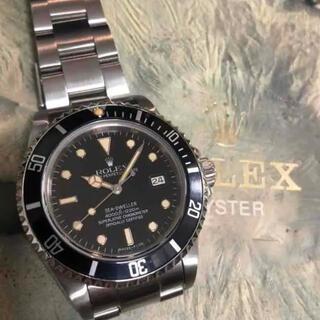 ROLEX - ロレックス シードウェラー 16660 84年製 日ロレ見積付