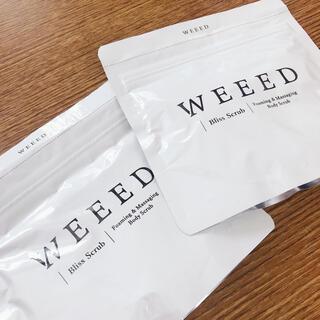 【新品未開封】WEEED ウィード ブリススクラブ