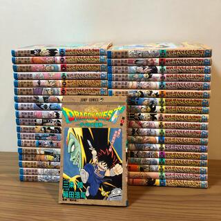ドラゴンクエスト ダイの大冒険 【全巻】全37巻(全巻セット)
