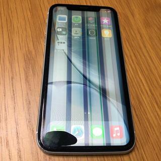Apple - 【5/20まで】iPhone XR 64GB ホワイト