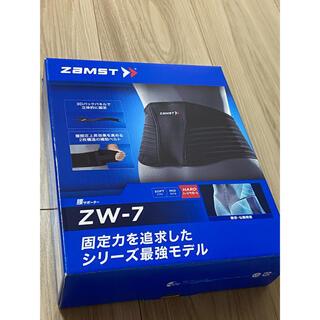ザムスト(ZAMST)のザムスト ZW-7 (腰用サポーター)(トレーニング用品)