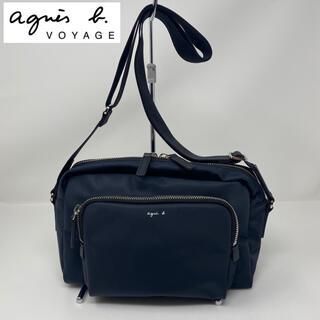 agnes b. - 未使用☺︎agnes b.  voyage ショルダーバッグ angele 黒