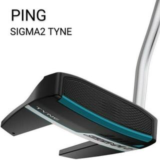 PING - 【新品未使用】PING SIGMA2 TYNE ピン シグマ2  パター34