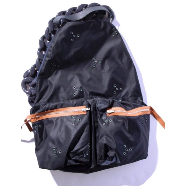 RAF SIMONS(ラフシモンズ)の壱様専用Raf Simons 16ss 名作 アイレットバッグパック メンズのバッグ(バッグパック/リュック)の商品写真