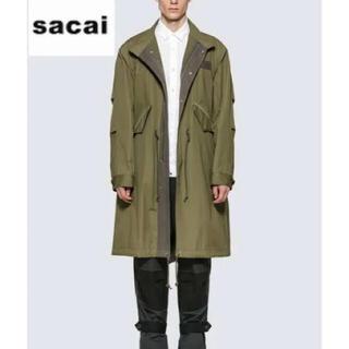 サカイ(sacai)のsacai モッズコート(モッズコート)