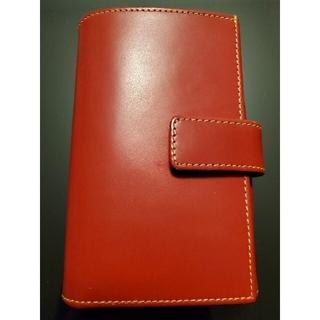 ホワイトハウスコックス(WHITEHOUSE COX)のWhitehouse Cox 財布 S9696 (赤)(折り財布)