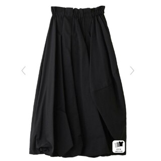 ENFOLD - ナゴンスタンス/nagonstansグログラン アシンメバルーン スカート